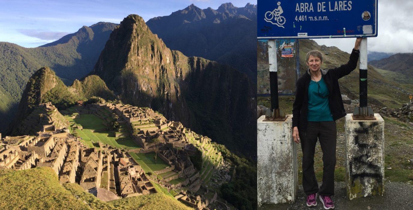 Machu Picchu at 70!